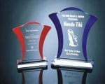 Rio Acrylic Award Corporate Acrylic Awards Trophy