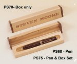 Tortoise Shell Finish Pen Executive Gifts