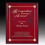 Piano Finish Direct Laser Plaque Sales Awards