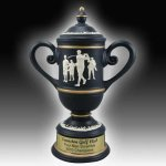 Golf Cup Trophy Sport Series